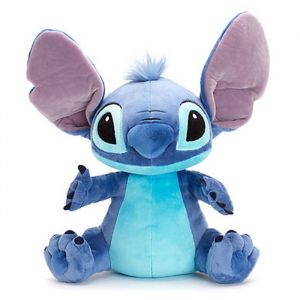 Officiel Disney Lilo & Stitch Grand 40cm Stitch Peluche Peluche