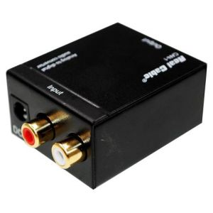 Real Cable Convertisseur audio analogique vers numérique CAN-1