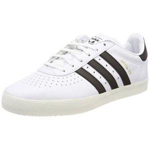 Adidas 350 Homme, Blanc (Ftwbla/Negbas/Casbla 000), 44 2/3 EU