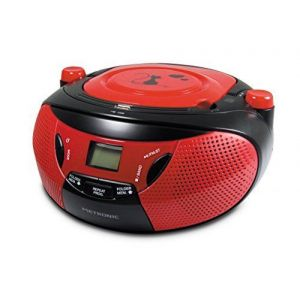 Metronic 477104 - Radio CD portable