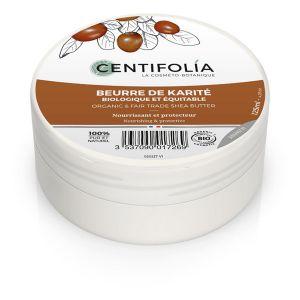 Centifolia Beurre de karite biologique et équitable 125 ml