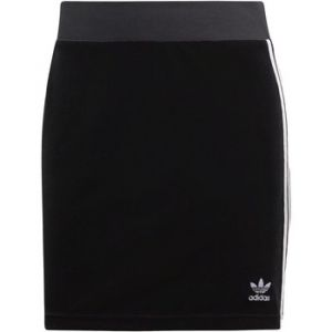 Adidas Jupes -originals 3 Stripes - Black - 36