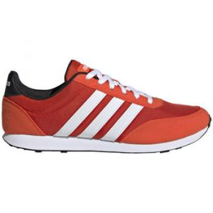 Adidas Chaussures V RACER 2.0 F34449 rouge - Taille 44,46,40 2/3,48