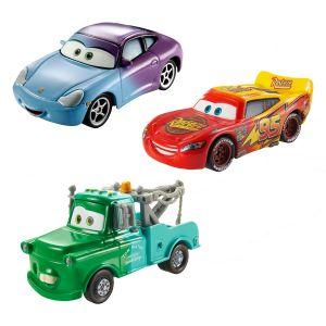 Mattel Assortiment voitures Disney Cars color changers