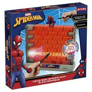 Lansay Tiens bon Spider-Man électronique