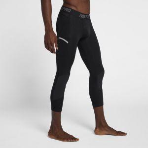 Nike Collant de basketball 3/4 Pro Dri-FIT pour Homme - Noir - Taille 2XL - Male