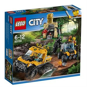 Lego 60159 - City : L'excursion dans la jungle