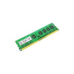Transcend TS256MLK64V1U - Barrette mémoire 2 GO DDR3 1066 MHz CL7 240 broches