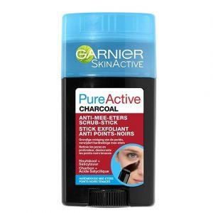 Garnier Pure active charbon - Stick exfoliant anti-points noirs