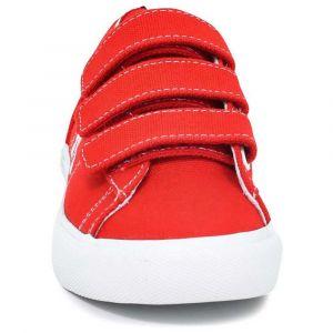 Le Coq Sportif Baskets Verdon Plus Ps Rouge - Taille 28;29;30;31;32;33;34