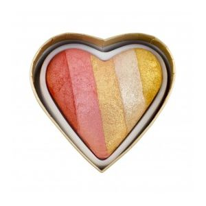 I Heart Revolution Hearts Highlighter - Dragon's Heart - 10 gr