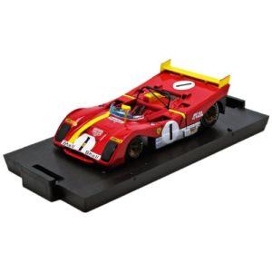 Brumm R261 - Ferrari 312 PB 1000 kms de Monza 1972 - Echelle 1/43
