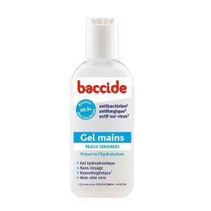 Cooper Baccide gel mains peau sensible - 30 ml
