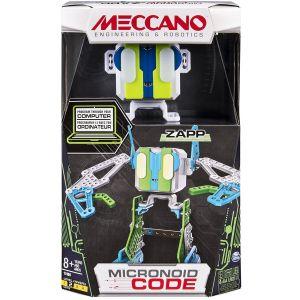 Meccano Robot Micronoid Code