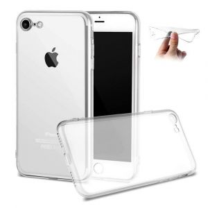 Coque Silicone Souple Iphone 7 Transparent
