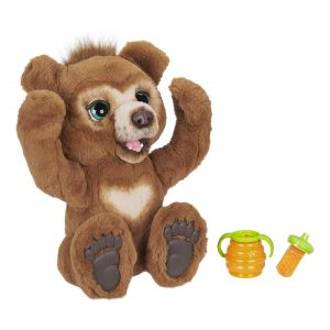 Hasbro Cubby, l'ours curieux - FurReal Friends