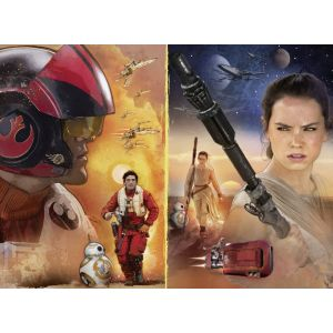 Ravensburger Puzzle Star Wars Le Réveil de la Force 100 pièces XXL