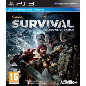Cabela's Survival : Shadows of Katmai (PlayStation Move) [PS3]