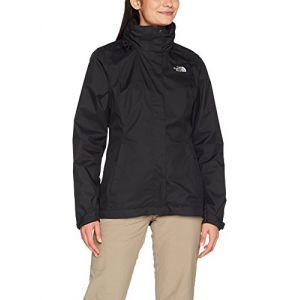 The North Face Evolve II Veste doublée Femme Triclimate noir M femmes noir 90 % duvet 10 % plumes