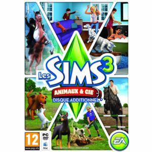 Les Sims 3 : Animaux & Cie - Extension du jeu [PC]