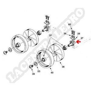 Procopi 1002011 - Axe de grande roue Polaris 180-280