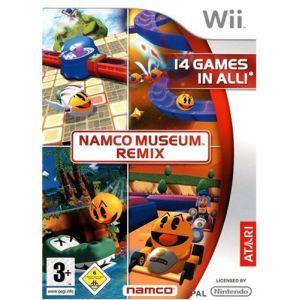 Namco Museum Remix [Wii]