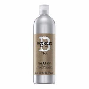 Tigi Bed Head For Men Clean Up - Shampoing quotidien - 750 ml