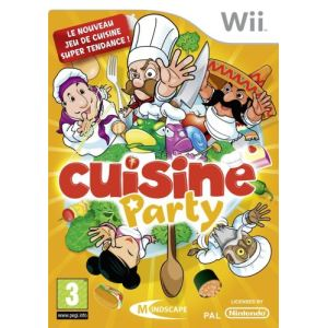 Image de Cuisine Party [Wii]