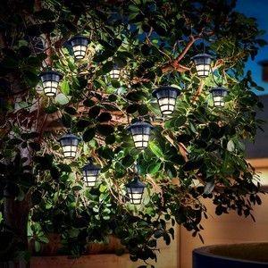 Sunny Trend Guirlande lumineuse LED solaire Asia Style