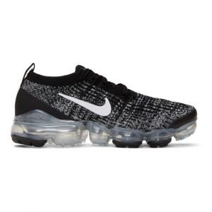Nike Chaussure Air VaporMax Flyknit 3 Femme Noir - Taille 37.5 - Female
