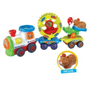 Vtech Tut Tut Animo : Super Train Fantastico-Rigolo