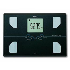 Tanita BC-313 - Pèse-personne avec fonction impédencemètre