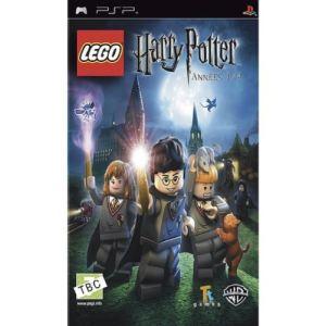 LEGO Harry Potter : Années 1 à 4 [PSP]