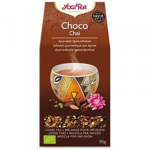 Yogi Tea Choco Chai - Infusion ayurvédique en vrac