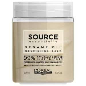 L'Oréal Source essentielle Huile de sésame
