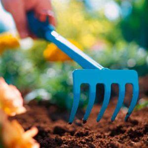 Gardena 8926-20 - Rateau à fleurs combisystem 8.5 cm