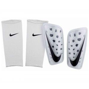 Nike Protège-tibias de football Mercurial Lite - Blanc - Taille L