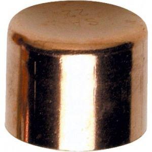 Viega Bouchon cuivre femelle à souder - diamètre 10
