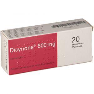 Vifor Dicynone 500 mg - 20 Comprimés