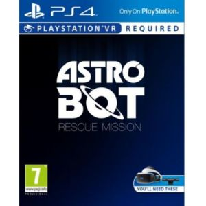Astro Bot Rescue Mission [PS4]