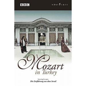 Import Mozart in turkey - DVD Zone 1