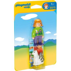 Playmobil 6975 - Femme avec chat