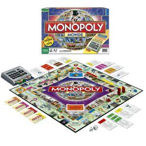 Parker Monopoly Monde électronique
