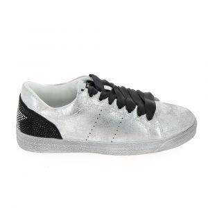 LPB Shoes Baskets basses DAISY Argenté - Taille 36,37,38,39
