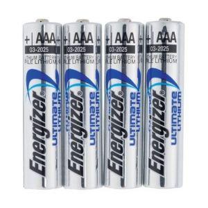 Energizer Pile lithium 1,5V LR03 Ultimate Lithium x4