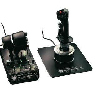 ThrustMaster Hotas Warthog - Ensemble de Joystick (Hands On Throttle And Stick)
