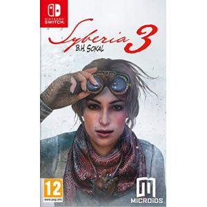 Syberia 3 [Switch]
