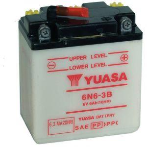 Yuasa Batterie 6N6-3B-1 6V 6Ah