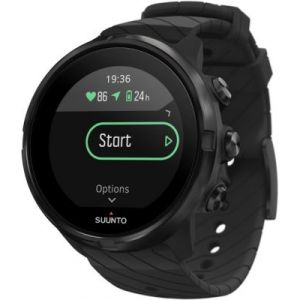 Suunto Montre sport GPS S9 All Black