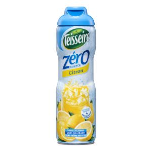 Teisseire Sirop de citron 0% sucre - 60 cl